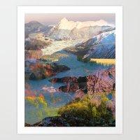 Untitled 20140417o Art Print