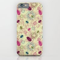 Busy Bees iPhone 6 Slim Case