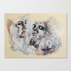 Lover's Gaze Canvas Print