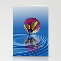 balloon Stationery Cards featuring Balloon  by Kathleen Stephens