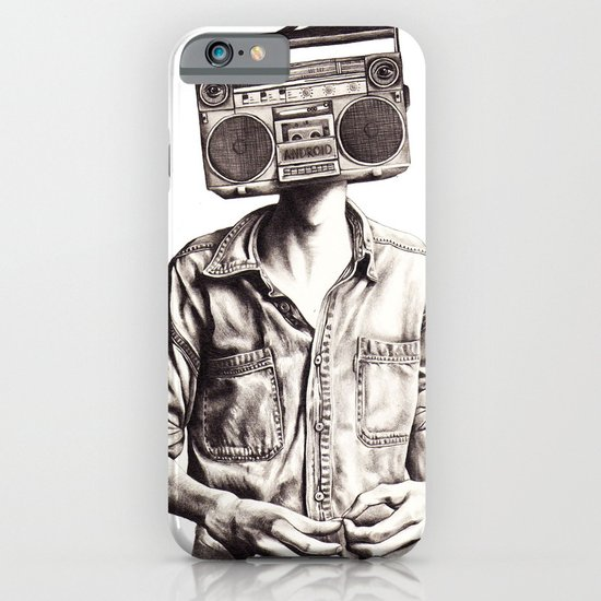 Radio-Head iPhone & iPod Case