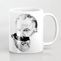 Half K Dick Mug