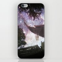 By Lantern Light And Sta… iPhone & iPod Skin