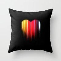 Sookie Heart Throw Pillow