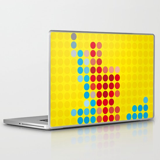 Mr Spidey 1 Laptop & iPad Skin