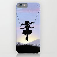 iPhone & iPod Case featuring Cat Kid by Andy Fairhurst Art