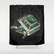 Webcore Shower Curtain