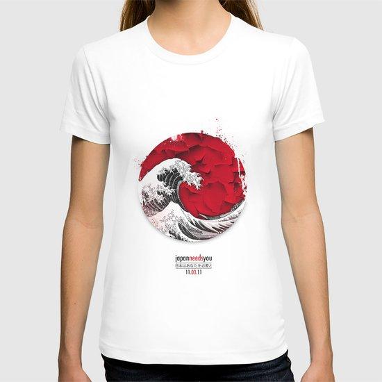 Japan needs you T-shirt