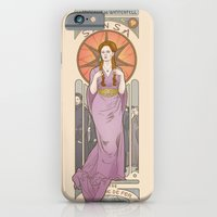 iPhone & iPod Case featuring Princess of Winterfell by ElinJ