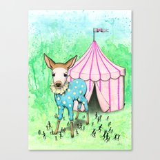 Escape the Big Top Canvas Print