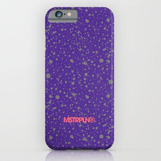 Trail Status / Mountain Purple iPhone & iPod Case