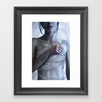 USb Framed Art Print