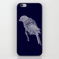 squawk 2 iPhone & iPod Skin