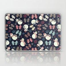 winter fun Laptop & iPad Skin