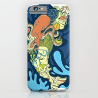 dolphin iPhone 6 Slim Case
