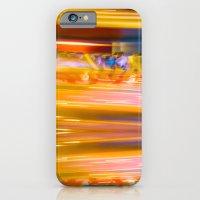 Night Light 131 - Roller… iPhone 6 Slim Case