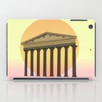Rising culture iPad Case
