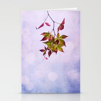 I`m Here Stationery Cards