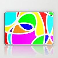 Loops Color Laptop & iPad Skin