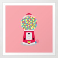 We're All In This Togeth… Art Print