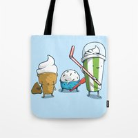 Milky Warriors Tote Bag