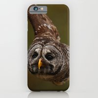 iPhone & iPod Case featuring Owl~ by Mary Kilbreath