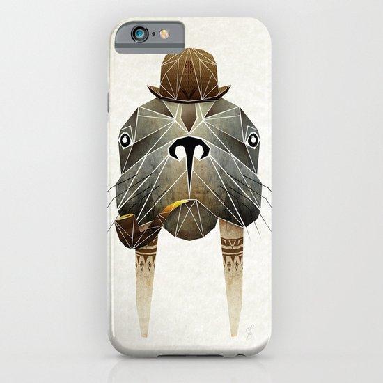 walrus iPhone & iPod Case