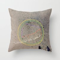 sometimes we just need a lift Throw Pillow