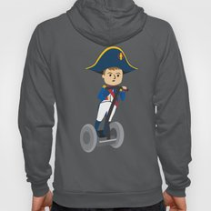 Napoleon Segways The Alp… Hoody