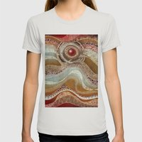 Oculus Womens Fitted Tee Silver SMALL