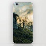 Wander III iPhone & iPod Skin