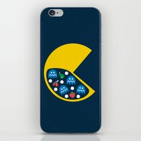8-Bit Breakfast iPhone & iPod Skin