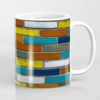 Color Wall Mug