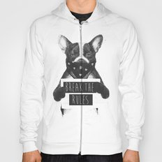 Rebel dog Hoody