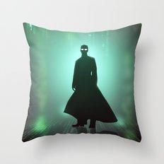 Neo Throw Pillow