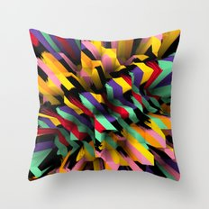 Pixx Throw Pillow