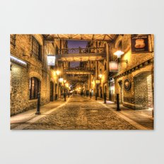 Butlers Wharf London Canvas Print