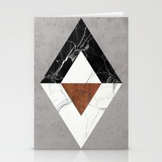 Marble Abstract Stationery Cards