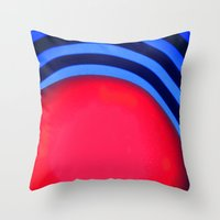 Untiled  Throw Pillow