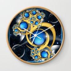 Midnight Dream Wall Clock