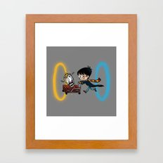 Harry Portal Framed Art Print