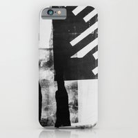 iPhone & iPod Case featuring Monotype I by Artfulness