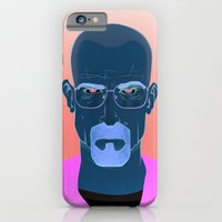 iPhone & iPod Case featuring Mr. White by Abel Fdez