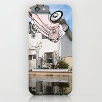 Car Pool iPhone 6 Slim Case