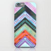 Adele Chevron {1B} iPhone 6 Slim Case