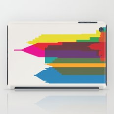 Shapes of Atlanta. Accurate to scale iPad Case