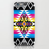 Big Diamond CMYK iPhone 6 Slim Case