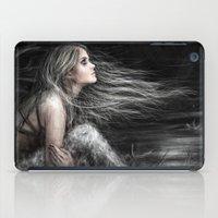 Mermaid At Midnight iPad Case