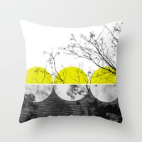 There's Always Only One … Throw Pillow