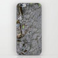 Swirling Water iPhone & iPod Skin